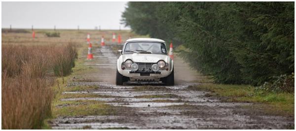 Le JOG 2013 Classic car Rallye | Romain Becker